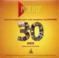 DVD com todas as edições de Princípios até a 112 + Revista ed. 112 - 30 Anos