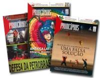 Assinatura Revista Princípios - IMPRESSA - Brinde DIGITAL